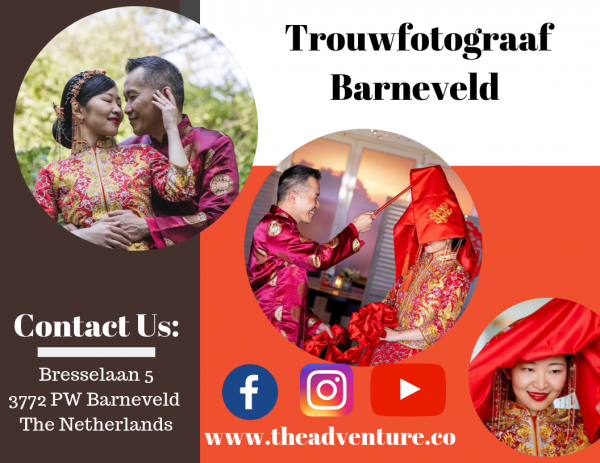 Best Wedding Photographer in the Netherlands