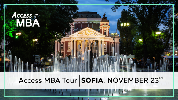 Explore the diversity of international MBA programmes in Sofia on 23rd