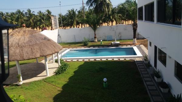 Villa with pool for rent Lomé