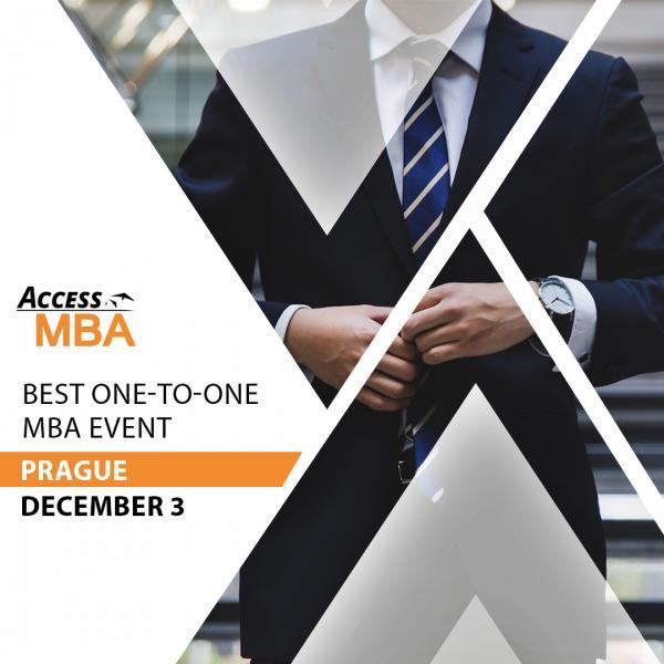 Exklusiver MBA Event in Prag am 3. Dezember!