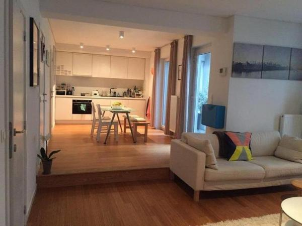 2 room apartment furnished, 1Ch, Evere