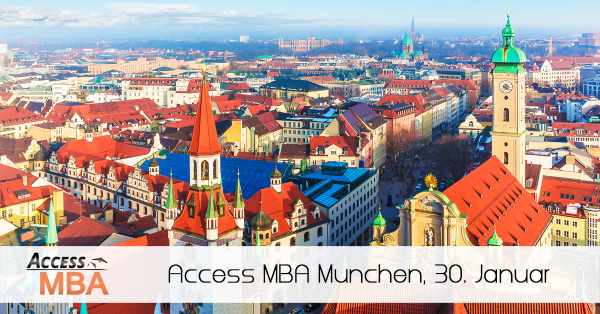 Access MBA is coming in Munich!