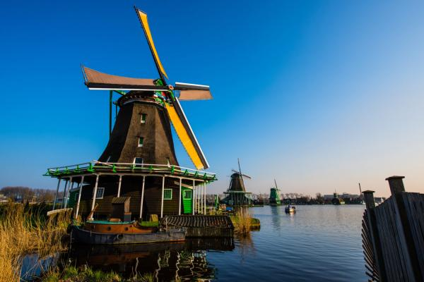 Holland Windmill Tour - Amsterdam Tour Package