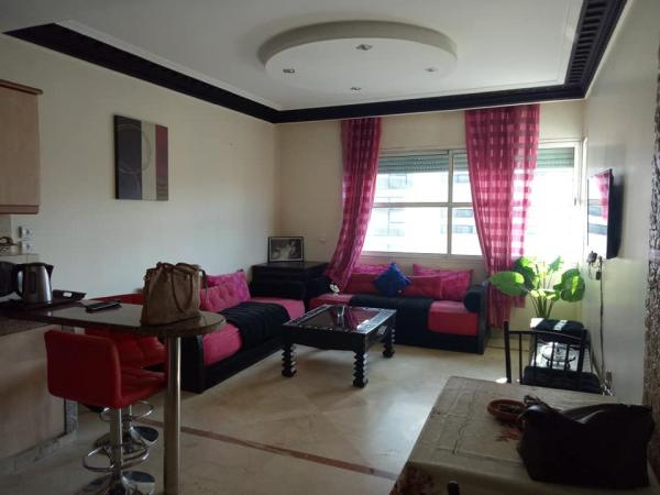Furnished studio 54 m² Anfa Lyautey