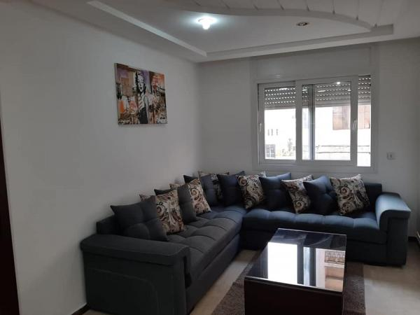 Furnished studio 54 m² Maarif Extention
