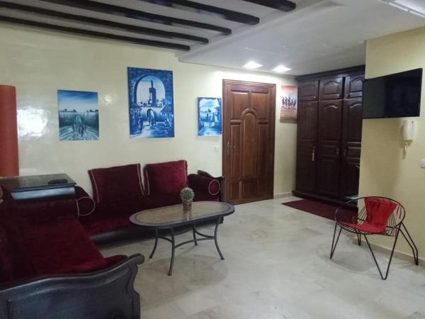 Furnished studio 44 m² Benjdia 4400 Dh
