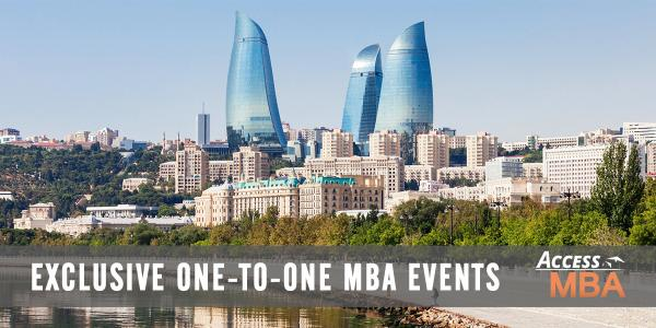 Seize the chance to talk to top business schools in Baku on Feb 13th