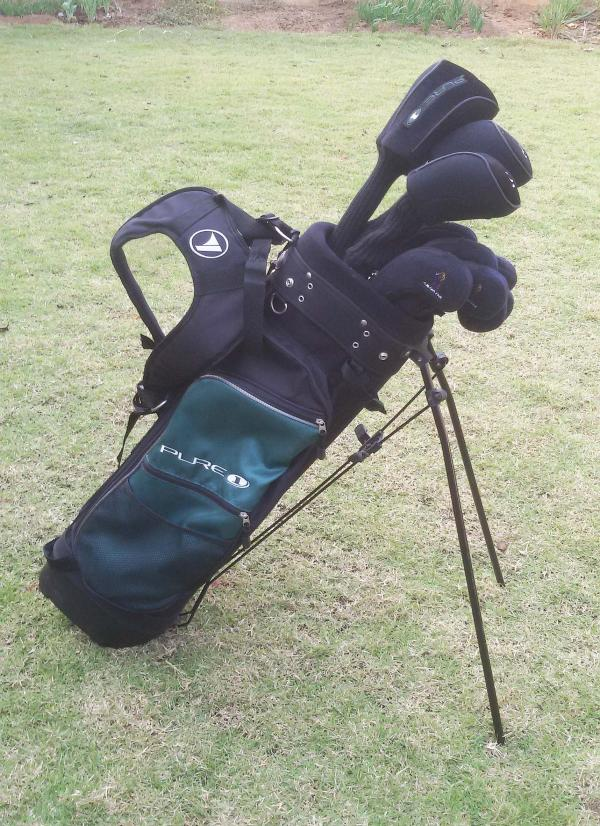 Pro Kennex Pure 1 golf clubs for sale