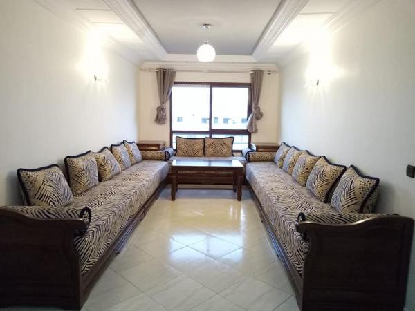 Furnished apartment 56 m² Hospitals 5300 Dh