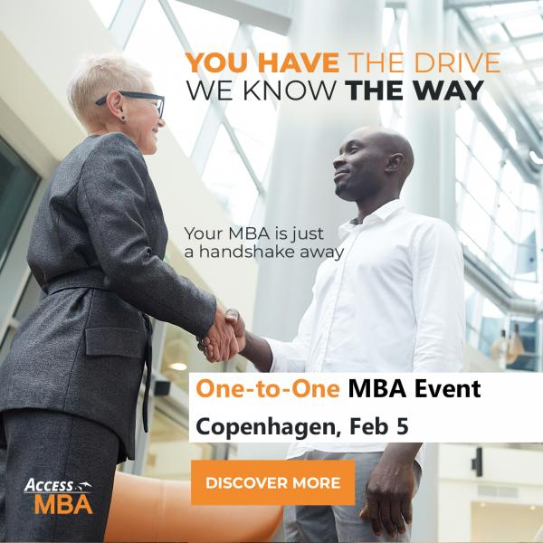 Meet some of the world's best business schools in Copenhagen on Feb 13