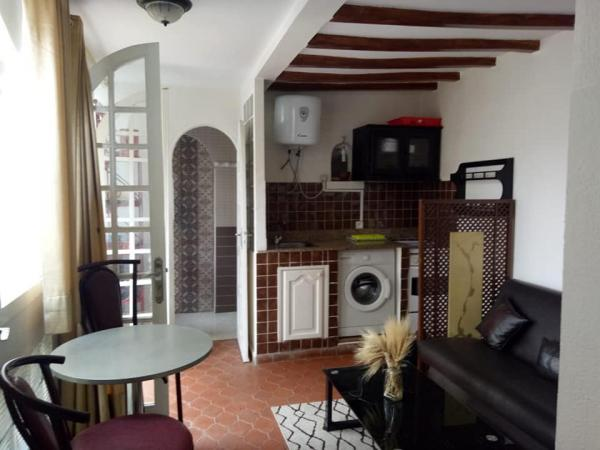 Furnished studio 44 m² Oasis 5000 dh