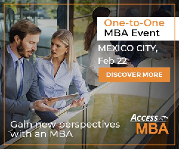 Meet top international MBA programmes in Mexico City on 22nd February