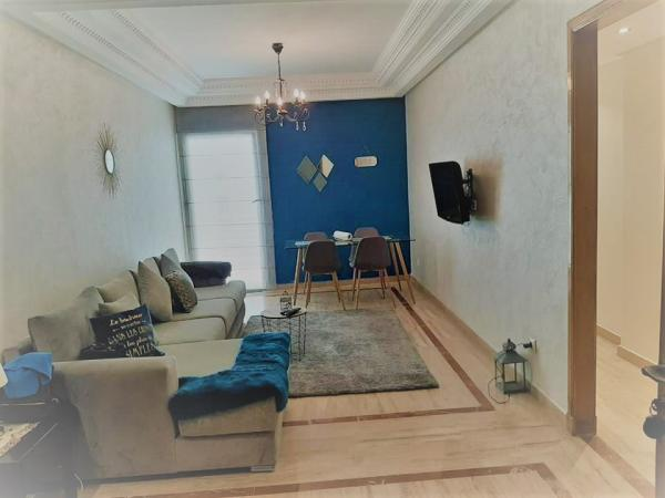 Furnished studio 54 m² Maarif 7000 Dh