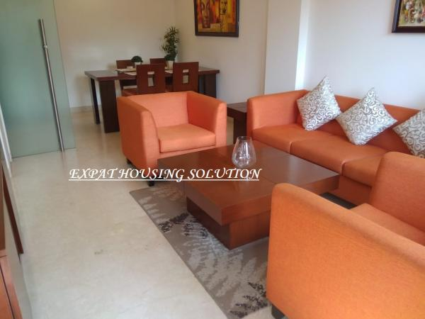 3 BHK FULLY FURNISHED APARTMENT FOR SHORT AND LONG TERM ANAND NIKETAN