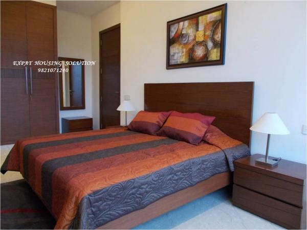 3 BHK FULLY FURNISHED APARTMENT FOR SHORT AND LONG TERM SHANTI NIKETAN