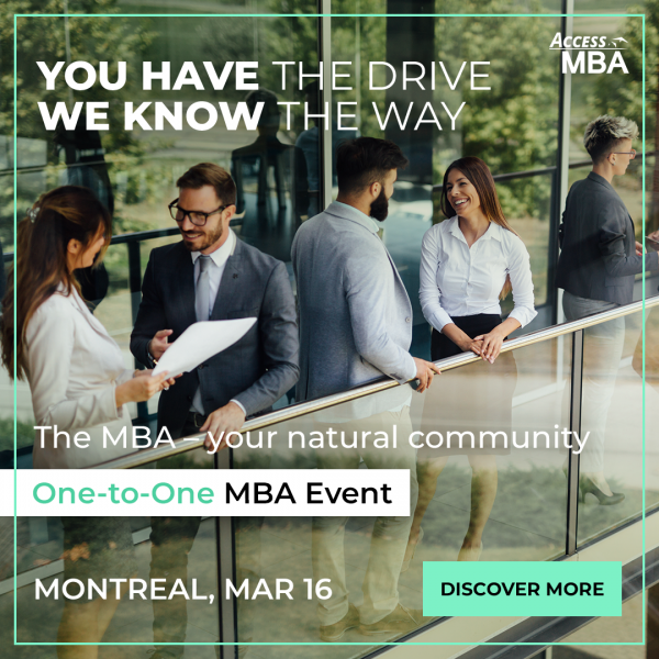 Meet some of the world's best business schools in Montreal on March 16