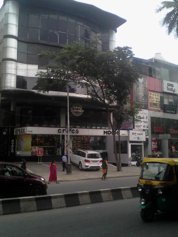 Commercial Space available for rent at Prime Locality.