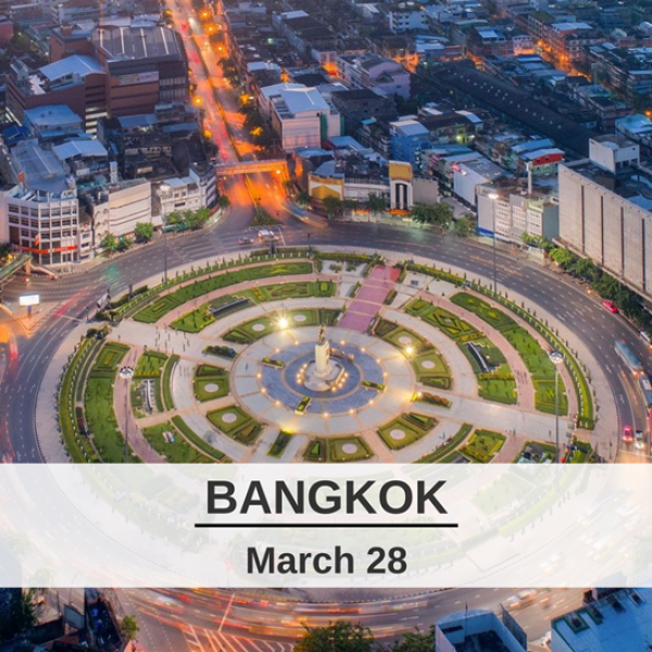 Seize the chance to talk to top business schools in Bangkok