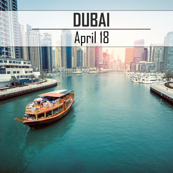 Top Access MBA Event in Dubai, April 18th