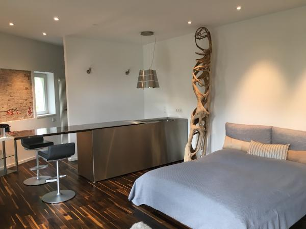 Luxury flat in the heart of Berlin Mitte - all inclusive package