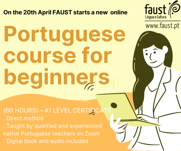 Portuguese Beginner's Course (online)