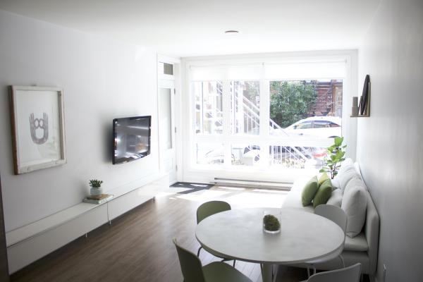 3 bedroom apartment for rent in the heart of Plateau Mont-Royal