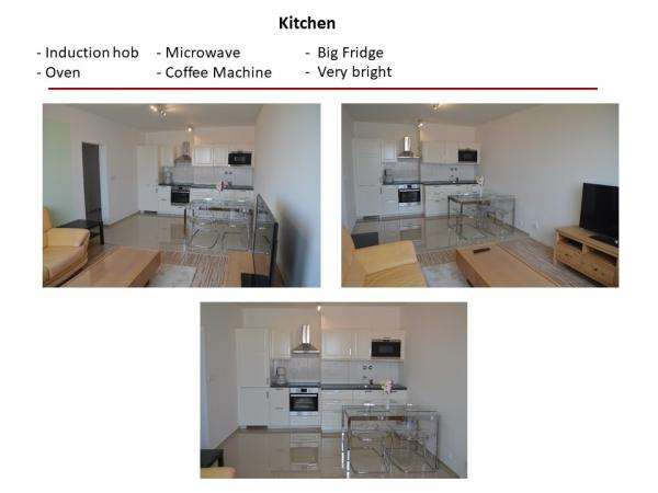 Cosy 1 bedroom - 55 m2 - in central Berlin (AlexanderPlatz)