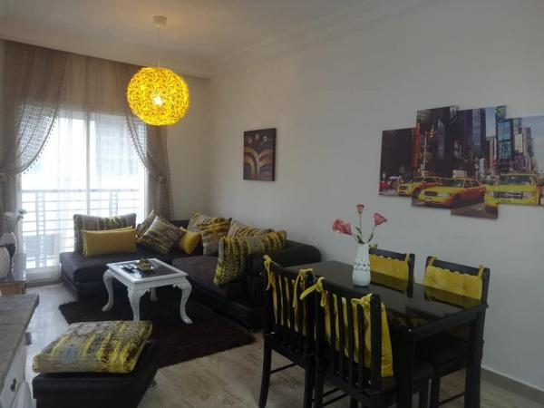 Furnished studio 44 m² Gauthier 5500 Dh