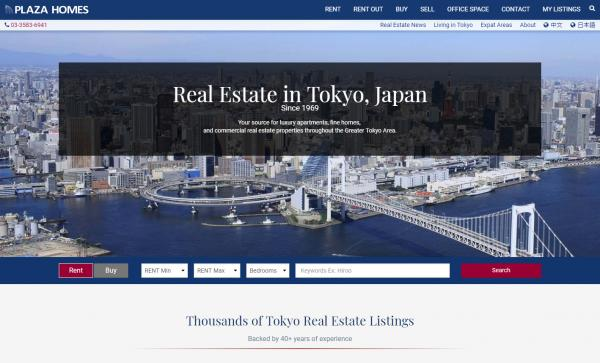 Rental Apartments in Tokyo
