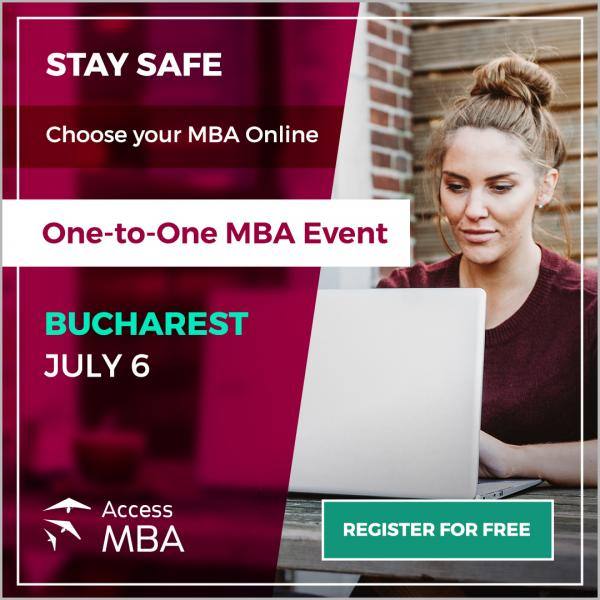 Meet online some of the world's best business schools on July 6th