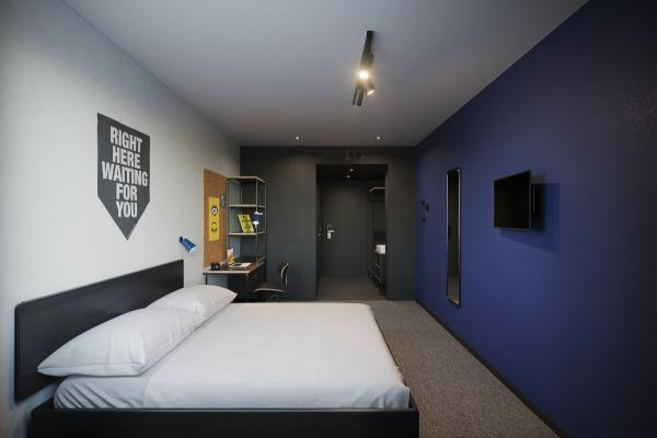 Stay, work & play with like-minded people at The Student Hotel.