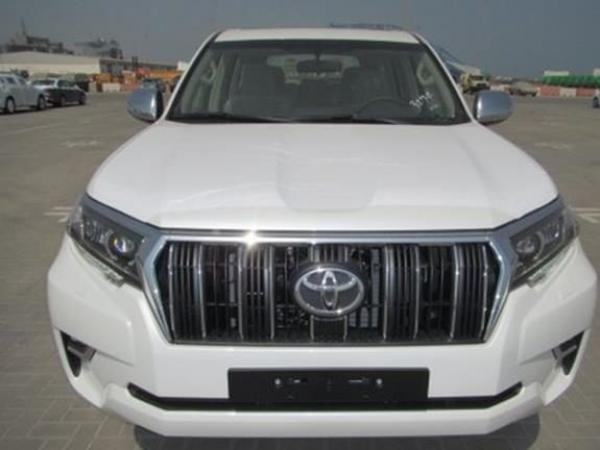 SUV Toyota Prado 2018