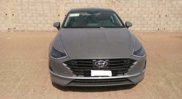 Hyundai Sonata 2020 GCC