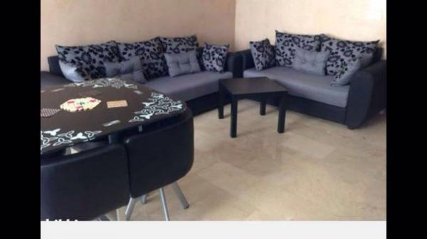 Furnished studio 44 m² Bourgogne 4300 Dh