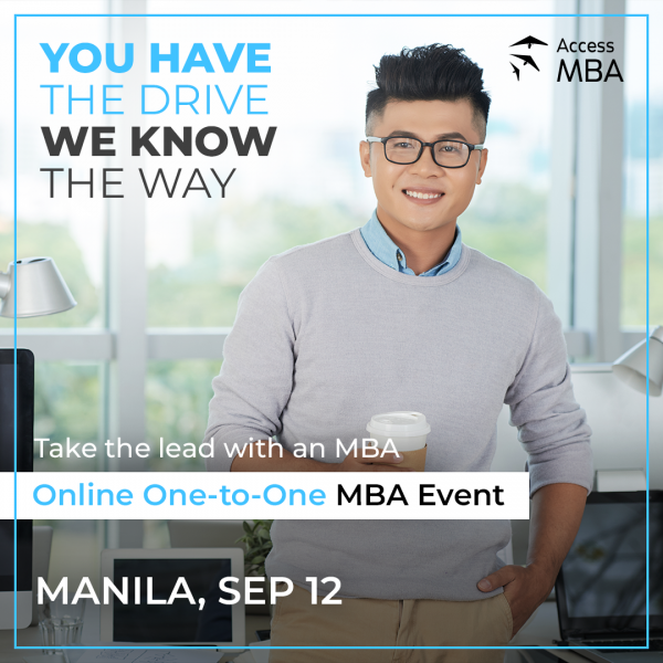 Go online and meet top MBA and Master's programs from around the world