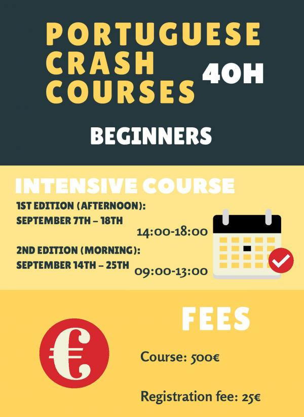 Portuguese Crash Courses