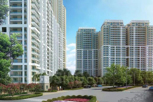DLF The Crest te koop in Gurugram | 4 BHK Penthouse te koop