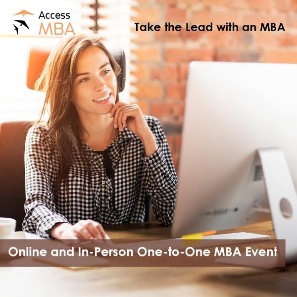Meet top MBA programs from around the world at a boutique onsite and o