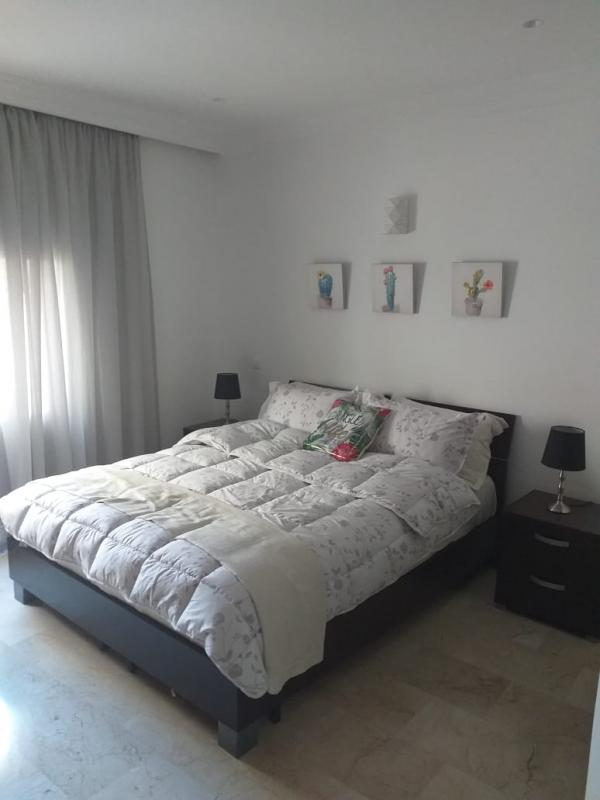 Apartment located in the heart of Casablanca