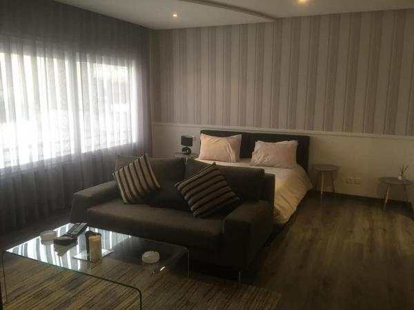 Furnished studio 44 m² Gauthier 6000 Dh