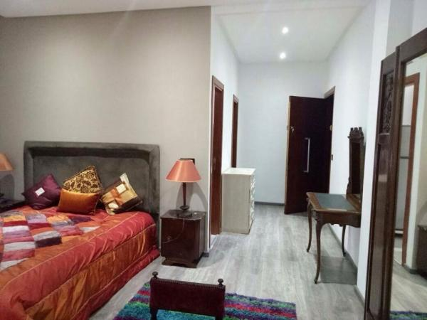 Furnished studio 38m² Gauthier 4500 Dh