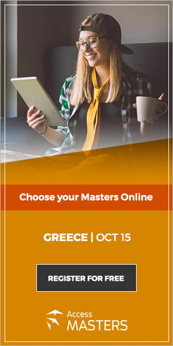 The world of Master's opportunities at your doorstep on October 15th.