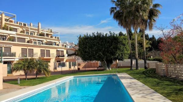 Spain - Magnificent 2 Bedroom Sea Views in Torremolinos