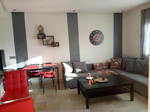 Furnished studio 48 m² Val Fleuri 6000 Dh