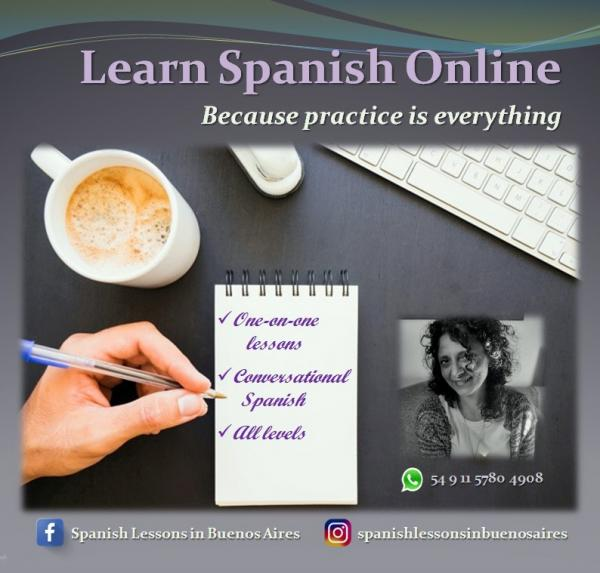 Individual Spanish Training Online
