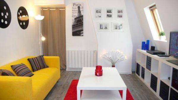 Saint-Lazare: bellissimo 2-3 camere 54m2 arredate disponibili all'
