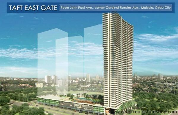 Taft East Gate Condo in vendita - Vicino al centro commerciale Ayala C