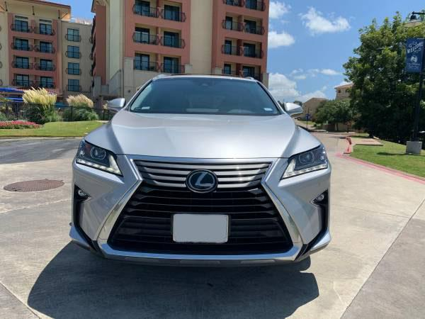 used clean Lexus Rx 2017 350 for sale