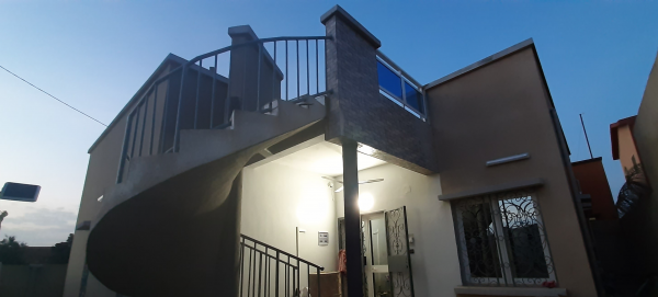 Fully furnished house for rent - NIAMEY