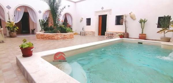 Traditional House For Sale Djerba Houmt Souk